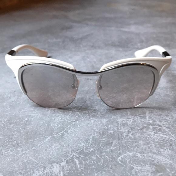 1f9bde99adc2b PRADA Dixie Sunglasses Ivory. M 5ba7a3ad3c9844480111789e. Other Accessories  ...